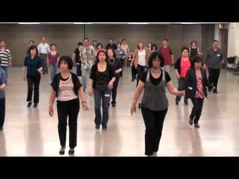Line Dance: Tennessee Waltz Surprise