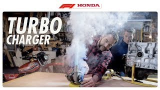 Nonton Turbocharger  Self Powered Boost I The F1 Power Unit I Honda F1 2016 Film Subtitle Indonesia Streaming Movie Download