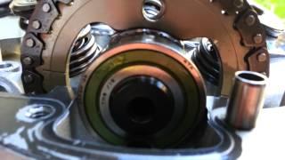 3. Installing HotCams Stage 1 Camshaft on Honda XR650