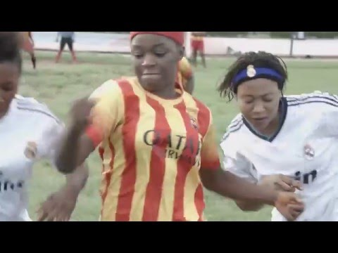 WAR IN AFRICA SEASON 3 (MESSI VS RONALDO) - LATEST 2016 NIGERIAN NOLLYWOOD MOVIE