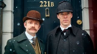 I could break every bone in your body - Sherlock: The Abominable Bride - Trailer - BBC One
