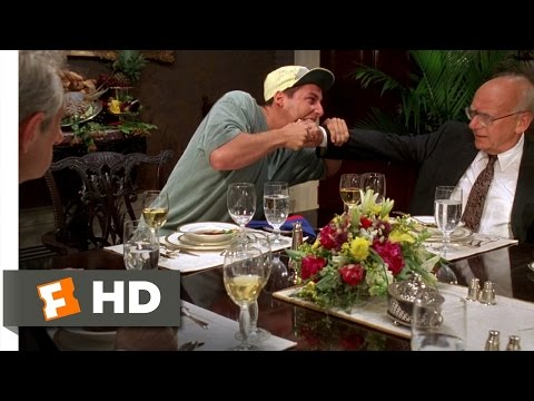 Billy Madison (1/9) Movie CLIP - Billy At Dinner (1995) HD