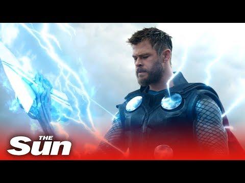 Avengers: Endgame trailer #2 (2019) HD