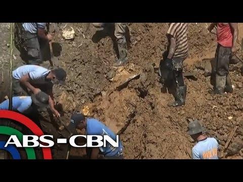 Bandila: Bilang ng mga narekober na bangkay sa Itogon landslide, nasa 22 na_Spacecraft videos