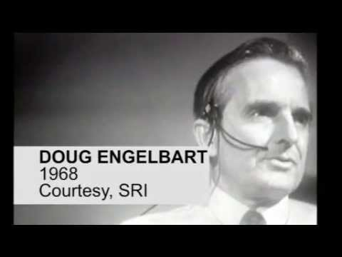 Father of Computer Mouse-Douglas Engelbart Dies