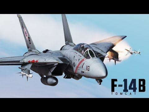 DCS: F-14 by Heatblur Simulations...