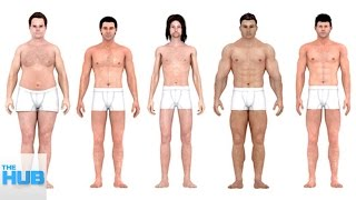 10 Things Your Body Shape Says About You