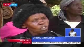 Rais Uhuru Kenyatta Ahudhuria Kikao Cha Magavana Katika Ikulu Ya Sagana