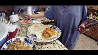 Video MASAK MAKANAN MEXICO | DAPUR VLOG MP3, 3GP, MP4, WEBM, AVI, FLV April 2019