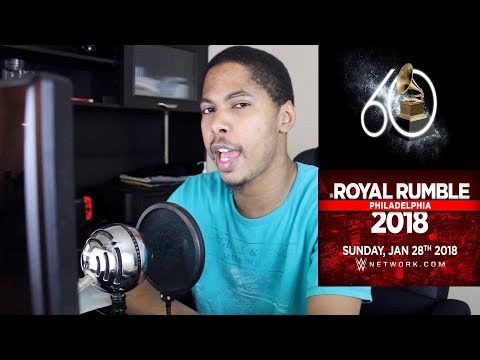 Let's Talk About The Sh!t: 2018 Grammy's & 2018 Royal Rumble/Ronda Rousey WWE Debut