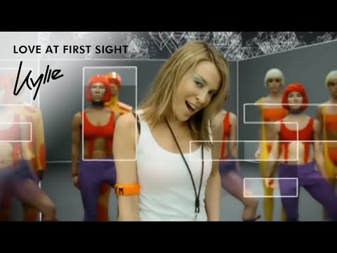 Kylie Minogue – Love At First Sight