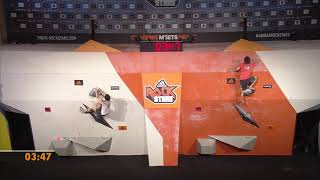 Tomoa Narasaki cruises to gold in the Adidas Rockstars 2017 finals by Five Ten