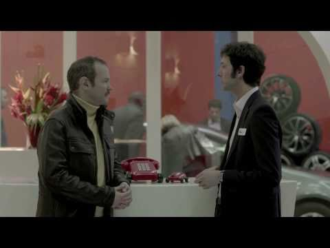 Direct Line car insurance advert extras – Alexander Armstrong/Chris Addison