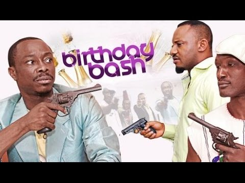 "Who Strikes First Between Julius Agwu And Yul Edochie In ""Birthday Bash"""