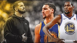 Klay Thompson Texting Drake After Game 2!!