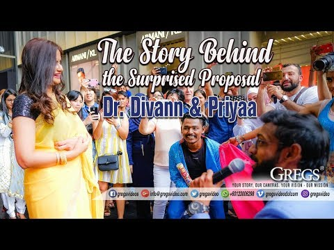 Video The Making of the Indian Doctor Surprise Wedding Proposal! download in MP3, 3GP, MP4, WEBM, AVI, FLV January 2017