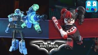 The LEGO Batman Movie Game - New Boss Battles Harley Quinn and...