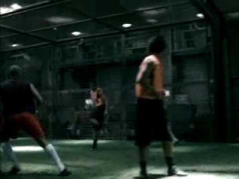 Nike Commercial Cage Match (Full Version)