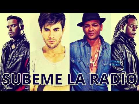 """Enrique Iglesias Subeme La Radio ft. Descemer Bueno and Zion & Lennox. The music video for """"Subeme l"""