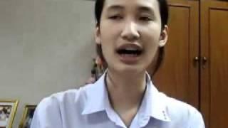 กรรณิกาแชมป์สุนทรพจน์ภาษาจีนขนาด 14 49 นาที