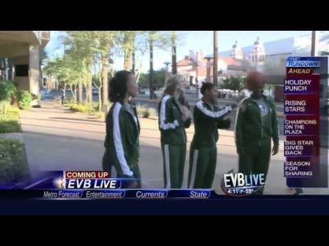 2011-2012 St. Mary's Lady Knights Girls Basketball National Championship Highlight Video