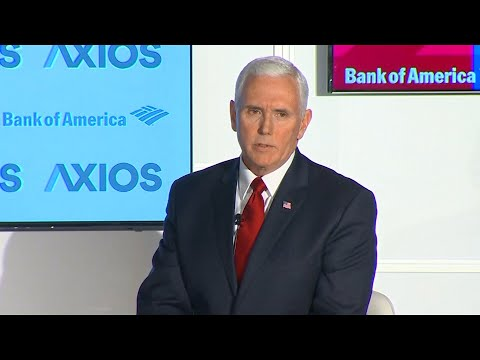 Mike Pence: we could have handled Rob Porter situation better