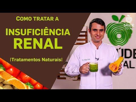 Como Tratar a Insuficiência Renal | Tratamentos Naturais | Saúde Total