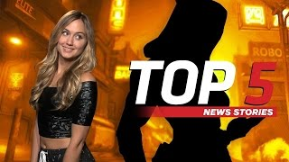 Weekly Top 5: Overwatch's Ongoing Mystery and PS4 Slim Leak - IGN Daily Fix by IGN