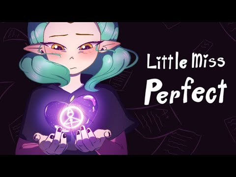 Little Miss Perfect - TOH animatic by ThatOneDorkThatDraws (re upload) (eng, ru subs)