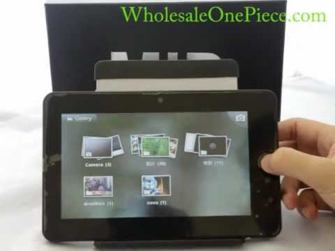 Haipad M7X Android 2.3 Tablet 7