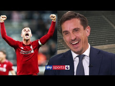 'I'VE GONE PAST CARING!' - Gary Neville in jest about the title race between Liverpool & Man City - Thời lượng: 3:14.