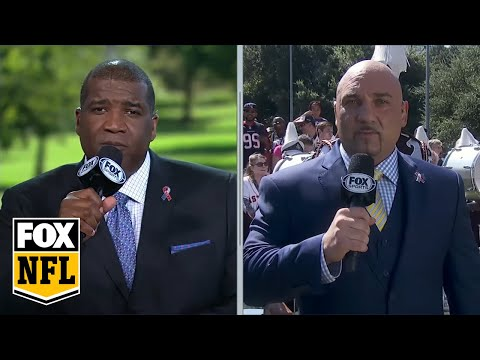Jay Glazer on just how serious Teddy Bridgewater's knee injury was | FOX NFL SUNDAY