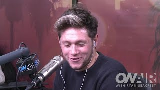 Niall Horan Interview With Ryan Seacrest: (Part 2 of 3) Niall Asked About Selena Gomez & 1D Reunion Video