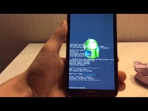 Как Прошить Китайский Samsung Galaxy Note 4