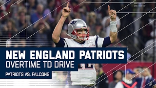 Video Tom Brady Leads Game-Winning Overtime TD Drive! | Patriots vs. Falcons | Super Bowl LI Highlights MP3, 3GP, MP4, WEBM, AVI, FLV November 2017