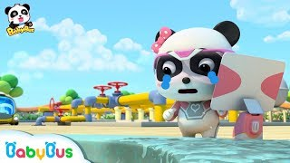 Video Super Bayi Panda Menyelesaikan Misi Pipa Gas Yang Bocor | Kartun Anak | Bahasa Indonesia | BabyBus MP3, 3GP, MP4, WEBM, AVI, FLV Maret 2019