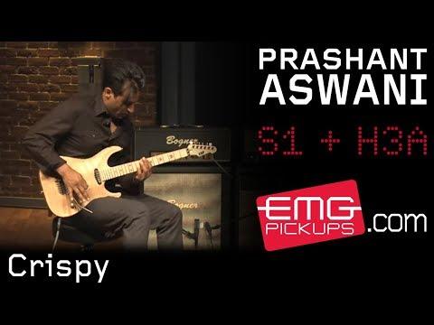 """Prashant Aswani - """"Crispy"""""""