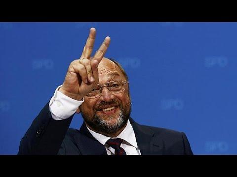 Ο Μάρτιν Σουλτς υποψήφιος των Γερμανών Σοσιαλδημοκρατών για την Καγκελαρία