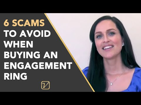 6 Scams to Avoid When Buying an Engagement Ring - Vanessa Nicole Jewels Engagement Rings