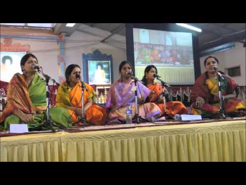 ARMY 2015: Music Programme by Alumnae of SSSIHL, Anantapur Campus