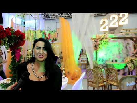 Eskişehir Evleniyoruz'19, Mobilya, Kozmetik ve Kişisel Bakım Fuarı Röportajları