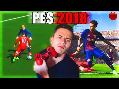 СТРИМ PES 2018 | Pro Evolution Soccer 18 Beta Online