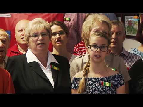 Wspólne odśpiewanie hymnu i koncert. Litwini świętują Dzień Koronacji Króla Mendoga