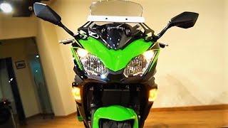 8. 2018 Kawasaki Ninja 650 KRT Edition | First Look & Features | Crazy MotoWorld
