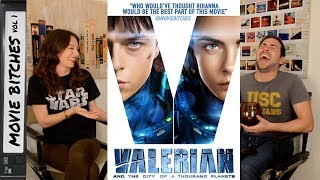 Video Valerian and the City of A Thousand Planets | Movie Review | Movie Bitches Ep 157 MP3, 3GP, MP4, WEBM, AVI, FLV Oktober 2018