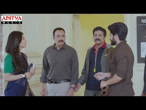 Dashing Diljala Scenes    Comedy Scene#2   Naga Chaitanya, Shruti Hassan