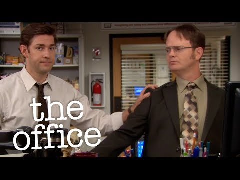 Dwight's Standing Desk  - The Office US (видео)