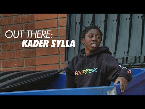 Out There: Kader Sylla