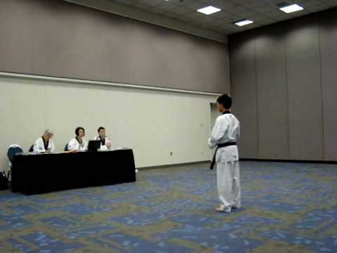 Taekwondo - Slide show- 2009 USAT  National Qualifier San Jose, California