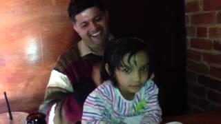 Gia And Sridhar Made Up... Gia Enjoying A Nice Massage